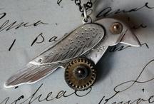 juwelen en accessoires  / by Momo VDB
