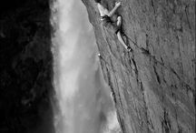 Cliff Dancing -- Climbing / Bouldering, crag climbing, alpine, gym, sport, canyoning,  dry-tooling, free climbing, ice climbing, indoor climbing, lead climbing, mixed climbing, scrambling, slab climbing, top roping, and even tree climbing. We love it all.