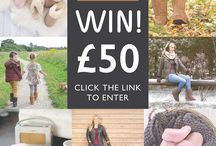 Competitions / Win great prizes with Just Sheepskin!