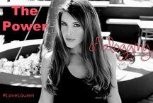 Love, Lauren Blog
