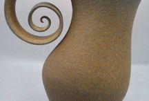 pottery w