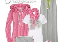 hijab style...so me!