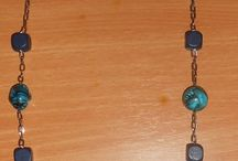 Handmade Necklaces - Χειροποίητα κοσμήματα by Neda Jewellery / Handmade Necklaces