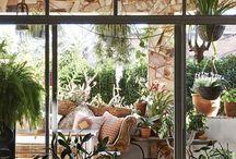 Interior Inspiration / Interior design crossover inspiration & love