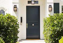 KH/Inspiration: Front Door Envy
