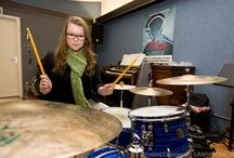 #Y4U Lindy Matthijssen & Lean Robbemont / Lindy Matthijssen, winnares van het Yamaha Drumstel en de Drumclinic van Lean Robbemont ism Muziekcentrum van Gorp, te Roosendaal en Yamaha Music Benelux. #Y4U