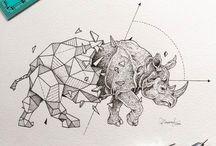 graphisme motif