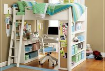 Kid's Room / by Mary Saba