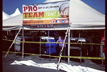 Pro Team Tent Sale-Reading, PA 9/21