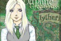 Astoria & Daphne Greengrass