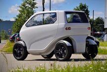 Techie Cars / Tech Cars