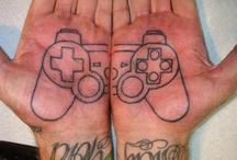 tattoos / by Heather Wyckoff