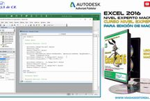 Excel 2016 Edición de Macros