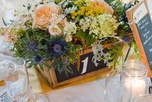 { Table Centres }