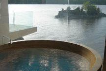Hot tub terraza