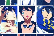 Iwatobi swim club FREE! / Mostly Haru