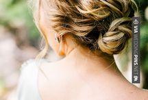 Hair Ideas / by Courtney Hall