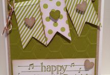 Stampin' up: Hearts a flutter