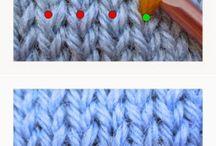 Ponožky a pletení