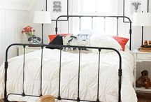 Master Bedroom Inspiration / Grown up bedrooms. / by Megan Bray | Balancing Home