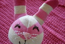 Sew - Socks animals