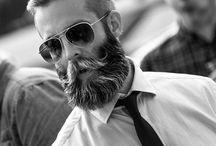 Beard looks