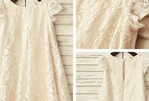 Girl Dress Lace