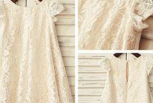 Girl Dress Lace