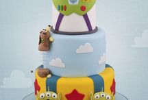 2 Toy story cake / by Tanja Westwood