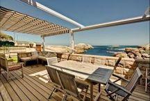 Beach House Decor: Deck Space