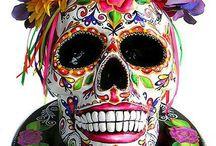 Skulls Totenköpfe