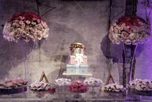 Sweet Tables / Sophisticated sweet and favour tables are my must-have wedding feature for brides to be. If they can't afford to do both, I advise my brides to consider these rather than having place setting favours as you get a lot more impact from a beautifully styled table at your reception. Not only do they look jaw droppingly beautiful, they are really interactive and are a great way to keep guests fed too as the party goes on.