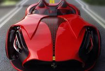 Ferrari Automotive / by Ferrari by Logic3