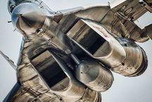 Реактивные самолеты