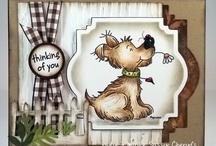 Dog cards
