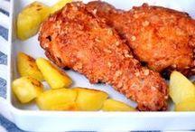 KFC csirke zabpehellyel