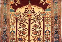 Persian Carpet/Rug Design / The Persian carpet is an essential part of Persian art and culture and dates back to ancient Persia.  The major classical centres of carpet production in Persia were in Tabriz (1500–1550), Kashan (1525–1650), Herat (1525–1650), and Kerman (1600–1650).