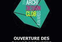 ArchiDesignClub Awards 2014