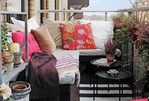 Outdoor spaces / by Kishia Ward