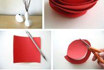 Valentine's Day / idées de bricolages