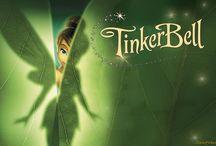 Tinkerbell Magic / Friendship, Individual talent, Nature, Mystical, Magic  / by A. Martin
