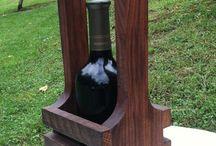 wino stojak