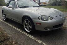 2003 Mazda MX-5 Miata LS Convertible For Sale in Durham NC