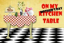 On my Kitchen Table / Product review round ups at Farmersgirl Kitchen http://farmersgirl.blogspot.com