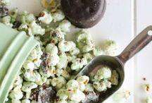 Food - Popcorn ideas