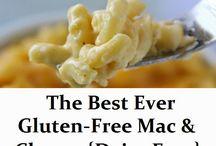 Gluten-free food