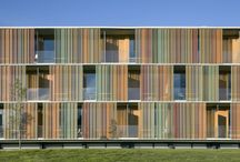 fachadas de escolas modernas