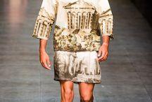 Dolce and Gabbana SPRING 2014 MEN SWEAR