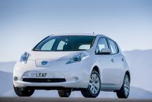 Nissan LEAF / Photos of the all-electric Nissan LEAF. The best-selling electric car worldwide.