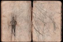 Art......sketch / by Bellalagoo .